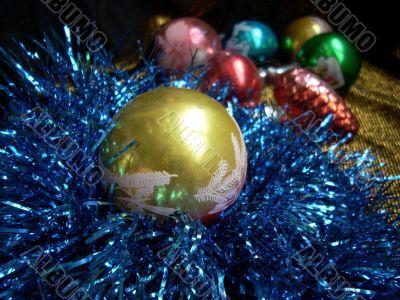 Christmas still life