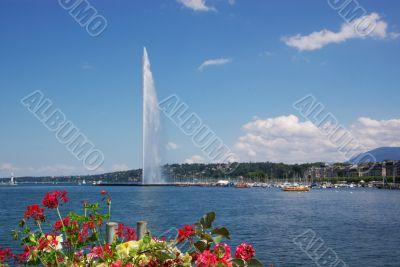 Jed d`Eau in Geneva