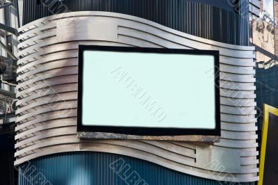 Advertisement LCD TV