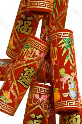 Chinese fire crackers