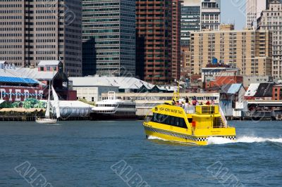 Water Taxi NYC