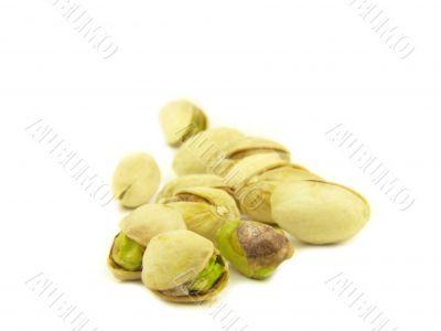 pistachio very close