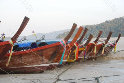 Longtail Boats G