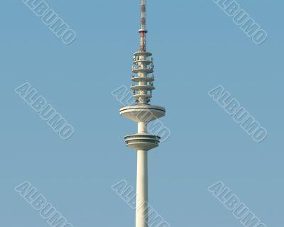 Television tower of the german city Hamburg