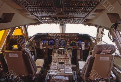 Jumbo Cockpit
