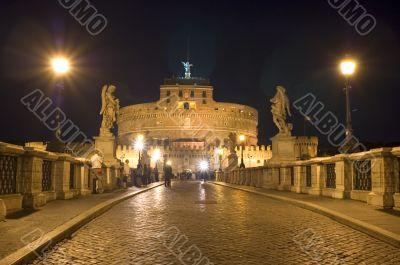 Castle St Angelo