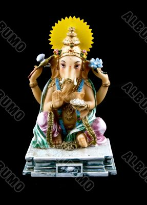 icon of Lord Ganesh
