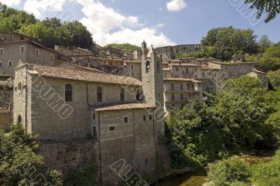 Quintodecimo (Ascoli Piceno) - Ancient town