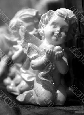 Christmas decoration - a Christmas angel