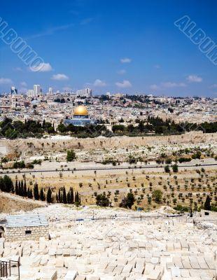 View on Jerusalem