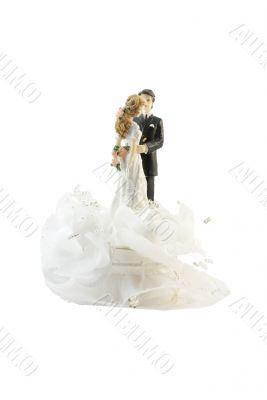 wedding figurine