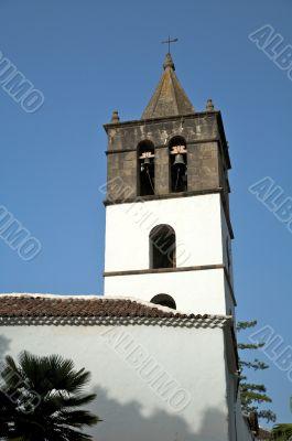 saint marcos bell tower