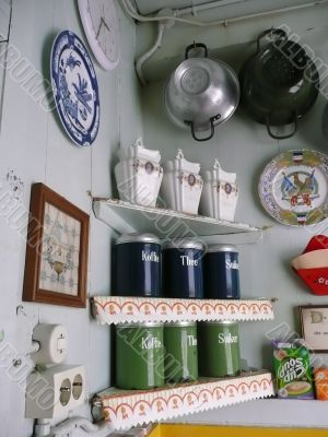 The old kitchen from Netherlands