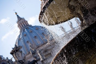 View of The Vatican