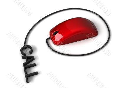 call word near mouse