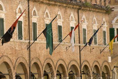 Ascoli Piceno - Historic buildings
