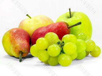 Autumn`s Fruits