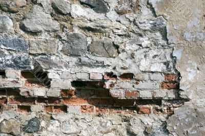 Decayed bricklaying