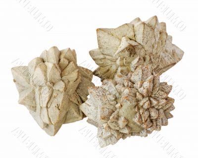 Three minerals slices