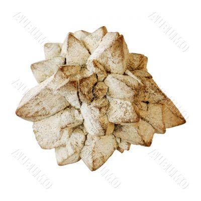 Mineral slice