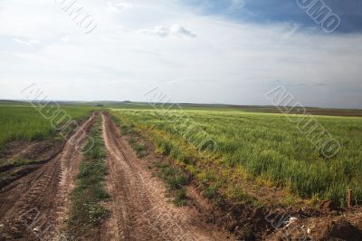 agriculture road