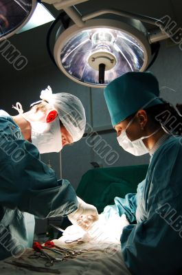 Surgical operation - Appendectomia