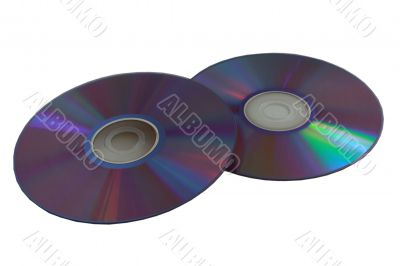 Two disks