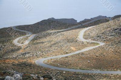 road snake