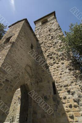 Amatrice - Romanesque church