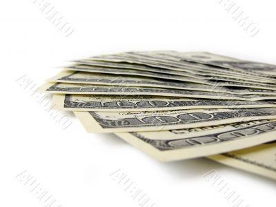 stack of dollars bills