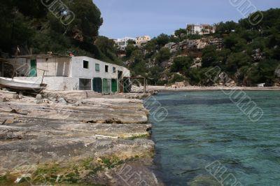 Cala Pi, one of the most beautiful bays of Majorca