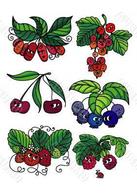 Living berries