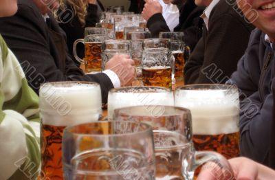 Beeeer - Oktoberfest in Munich, Germany