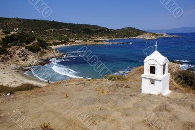 Greek Orthodox Shrine