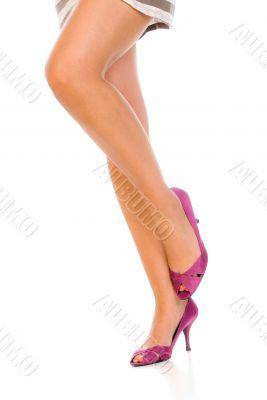 beautiful leg