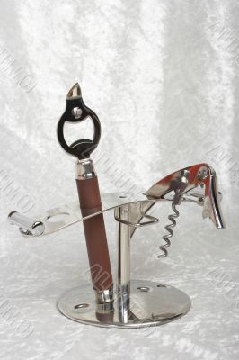 Bar Tool Set: Bottle openers