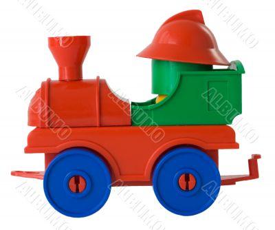 Toy steam-engine