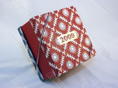 2009 gift box