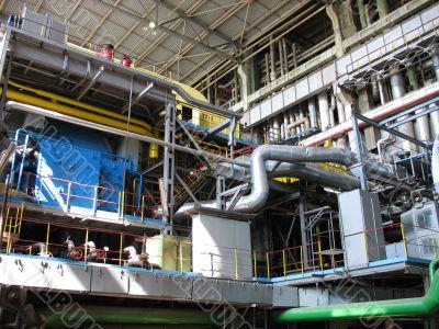 Electric power generator