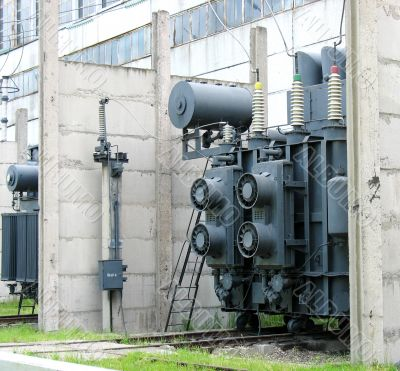 Industrial High voltage converter