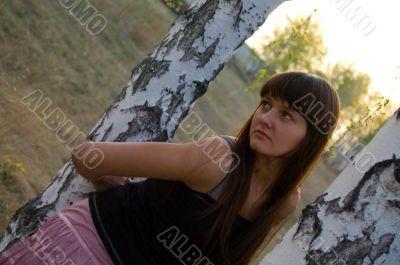 girl stay near birch 3