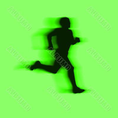 The person which runs