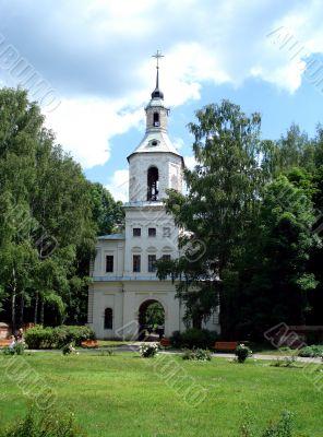 Tower in Bobrinsky village