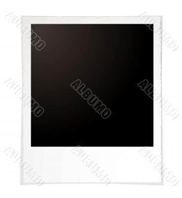 plain polaroid