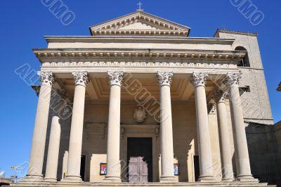 Basilica of saint Marino