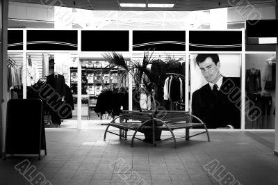 Store menswear