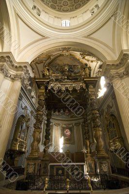 Cathedral of Foligno, interior
