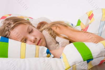 Sleeping little princes