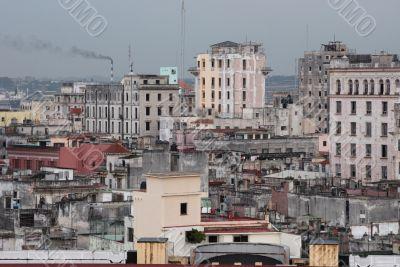Modern Havana top view