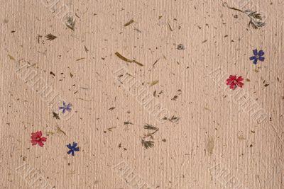 Handmade Paper Background